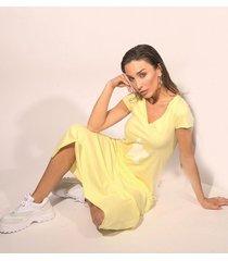 vestido amarillo prussia sybil