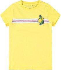 name it t-shirt 13181403 nkfdafne goud