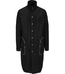 rick owens creatch lab coat