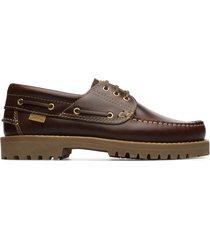 camper nautico, scarpe casual uomo, marrone , misura 47 (eu), 15233-001
