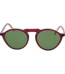 core 50mm round sunglasses