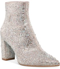 betsey johnson women's cady evening booties women's shoes