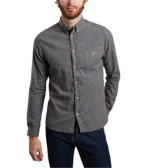 karl oxford cotton shirt