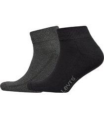 levis 168ls mid cut 2p underwear socks regular socks svart levi´s