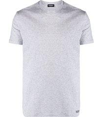 dsquared2 mirrored logo lounge t-shirt - grey