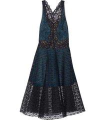 yvonne floral lace inc dress