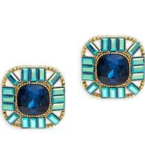 heidi daus women's goldtone statement stud earrings