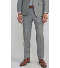 pantalón casual gris trial
