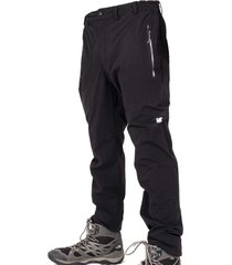 pantalon impermeable gore-tex negra local crew