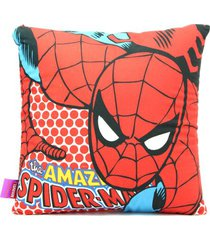 almofada homem-aranha pop art
