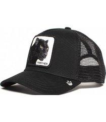 gorra black panther negro goorin bros