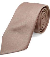 gravata concetto lisa seda ros㪠- rosa - masculino - dafiti
