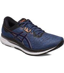 evoride shoes sport shoes running shoes blå asics