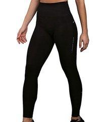 calça legging lupo high mescla cintura alta feminina