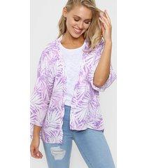 kimono lila al aniz