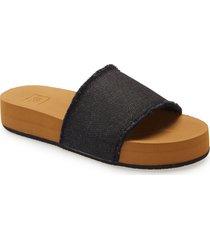 women's rip curl pool party slide sandal