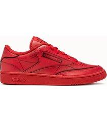 reebok x margela sneakers margiela project 0 cc tl colore rosso
