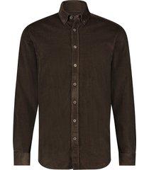 overhemd regular fit corduroy 20262