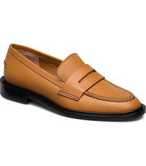 monti vacchetta loafers låga skor brun atp atelier