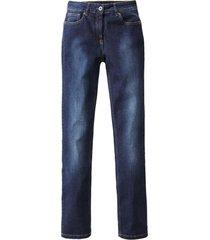 "bio-jeans ""nauw"", darkblue 38/l32"