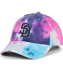 '47 brand women's san diego padres tie dye adjustable cap