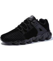 tenis zapatillas deportivas hombre transpirables 953 negro
