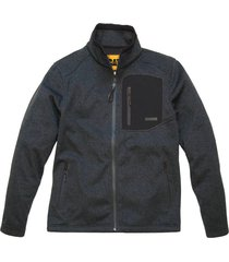 buzo gris cat fleece