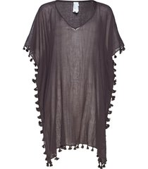 amnesia kaftan beach wear brun seafolly
