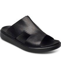 flowt lx m shoes summer shoes sandals svart ecco