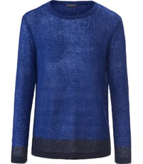 trui lange mouwen van basler blauw