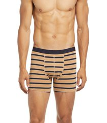 scotch & soda assorted 2-pack stretch cotton boxer briefs, size large in 218-combo b at nordstrom