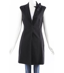 brunello cucinelli cotton bow vest