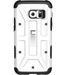 estuche carcasa urban armor gear uag modelo navigator para samsung galaxy s7 - blanco