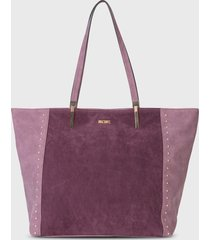 cartera trondheim morado secret by saxoline