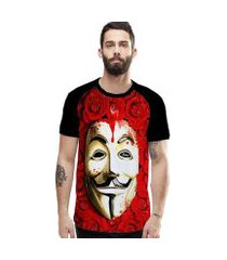 camiseta stompy raglan modelo 144 masculina