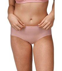 calcinha calça baixa virtuel demillus 36498 rosa blush