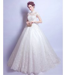 new lace wedding dress bridal gown custom made any size 2 4 6 8 10 12 14 16 chic