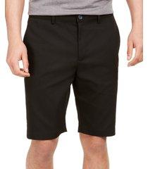 alfani men's chino shorts, created for macy's