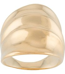 annelise michelson draped ring - gold