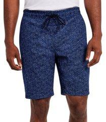 tallia men's slim fit herringbone shorts
