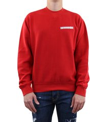 sweater d2 rood
