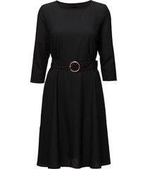 2nd june jurk knielengte zwart 2ndday