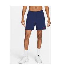 shorts nikecourt dri-fit adv rafa masculino