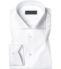 john miller business shirt tailored fit two ply
