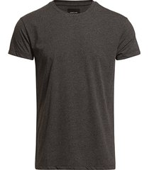 kronos o-n ss 273 t-shirts short-sleeved svart samsøe samsøe
