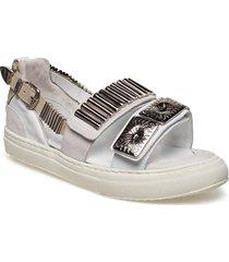 toga pulla-shoes shoes summer shoes flat sandals vit toga pulla