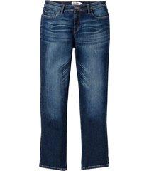 jeans super elasticizzato per taglie comode regular fit (blu) - bpc bonprix collection