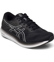 evoride 2 shoes sport shoes running shoes svart asics