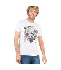camiseta estampada sub summer taco masculina