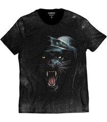 camiseta di nuevo pantera negra masculina - masculino